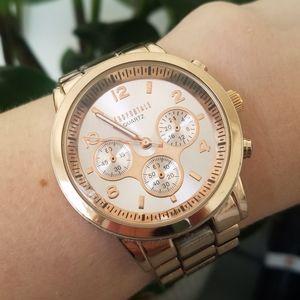 💎JUST IN! Aeropostale Rose Gold Wristwatch